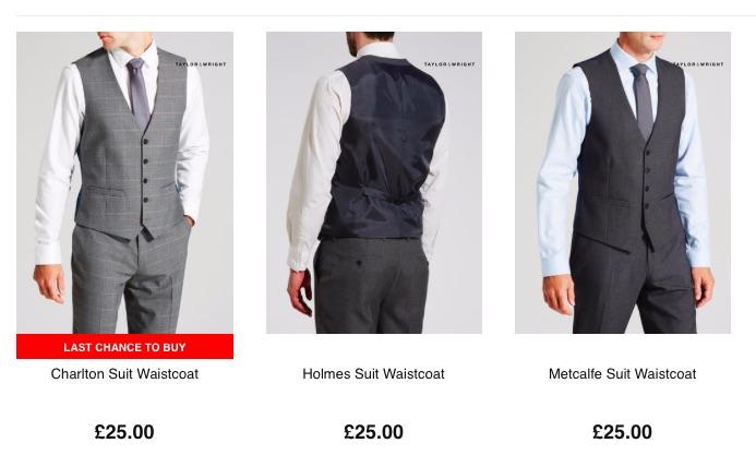 waistcoat
